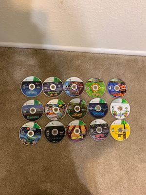 15 xbox 360 games for Sale in Hyattsville, MD