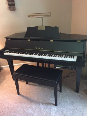 Yamaha baby grand Disklavier digital piano for Sale in HOFFMAN EST, IL