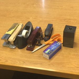 Office Supplies Lot for Sale in Naperville, IL