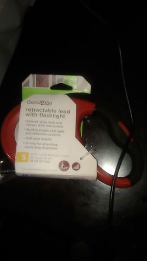 New Good 2Go Dog Leash$24. for Sale in Fresno, CA