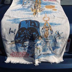 Original 1977 Star Wars Towel Set for Sale in Garden Grove, CA