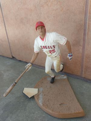 Los Angeles Angels Troy Glaus Action Figure for Sale in West Covina, CA