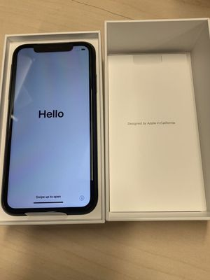 iPhone 10 XR 128 GB UNLOCKED | WILL NEGOTIATE for Sale in Seattle, WA