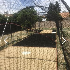 Xtender 48' Batting cage for Sale in Livermore, CA
