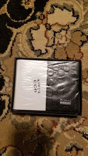 New Gucci men's wallet for Sale in Des Plaines, IL