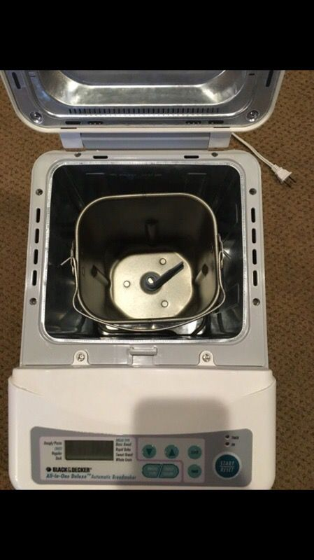 Black And Decker Robot Boulanger All In One Deluxe