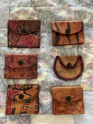 Small Leather purses for Sale in Culver City, CA