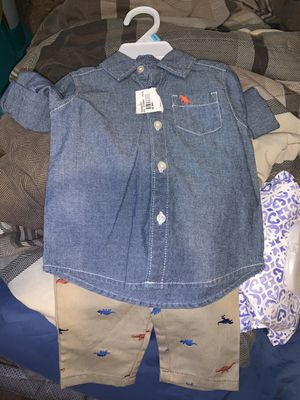Baby boy clothes (3-6 months) for Sale in Pflugerville, TX