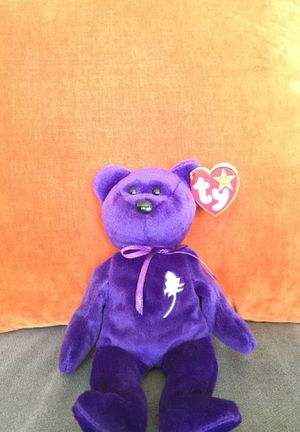 princess diana beanie baby special edition never used collectable for Sale in Richardson, TX