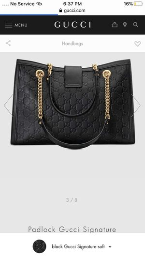Gucci Padlock Signature bag for Sale in Chicago, IL