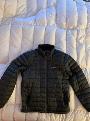 Patagonia Men's Down Sweater Jacket Grey, Size M for Sale in Boston, MA