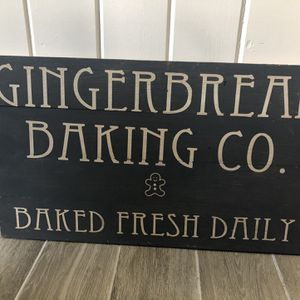 Hand painted Wood Christmas Sign for Sale in Maple Valley, WA