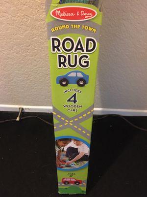 Kids Carpet w/toy cars for Sale in Corona, CA
