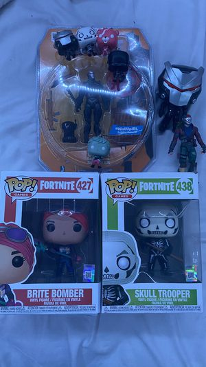 Fortnite Collectible toys for Sale in Los Angeles, CA