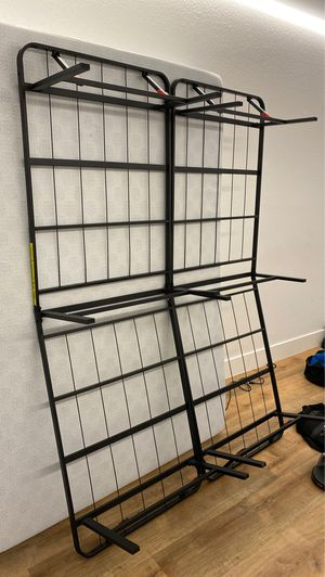 Foldable Full size bed frame for Sale in Newark, CA