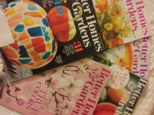 """Five Issues of """"Better Homes & Gardens"""" Magazine 2020 for Sale in Massillon, OH"""