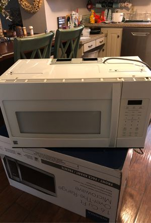 Kenmore over range microwave model 790 for Sale in Graham, WA