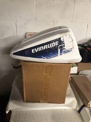 Evinrude 9.9 boat motor hood for Sale in Monaca, PA