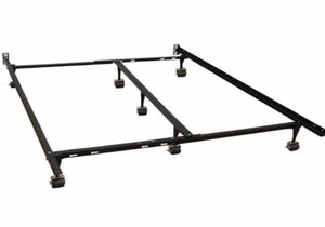 King size metal bed frame for Sale in Sanford, NC