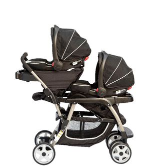 Graco double stroller for Sale in Gilroy, CA