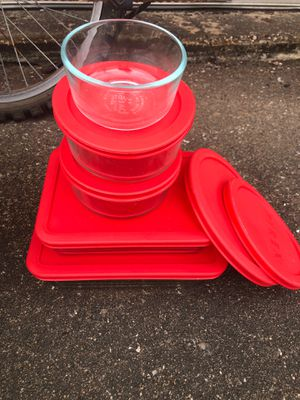 Pyrex dishes for Sale in Houston, TX