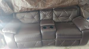 Free leather couch hollywood area for Sale in Los Angeles, CA