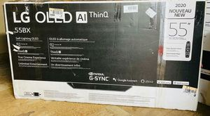 LG oled 55 inches brand new never opened with warranty for Sale in Brooklyn, NY