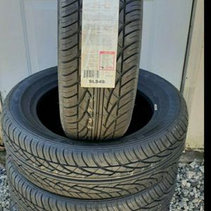 215/60/17 SOLAR 4XS NEW TIRES for Sale in Charlotte, NC