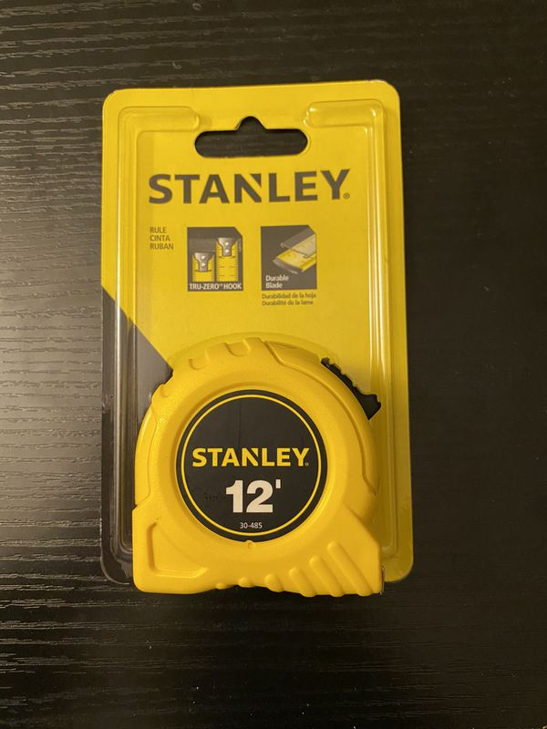 Stanley 12' Measuring Tape