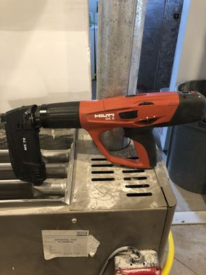 Hilti dx 5 for Sale in Hasbrouck Heights, NJ