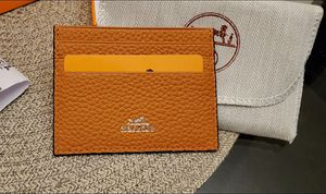 Brand New Hermes Card Holder Wallet Front Pocket ready for Sale in Los Angeles, CA