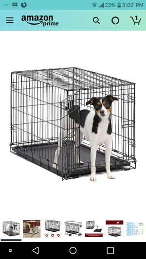 Medium Puppy Dog Crate for Sale in Lynnwood, WA