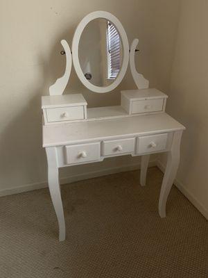 White Vanity for Sale in San Jose, CA