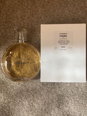 Chanel Chance perfume for Sale in Eastvale, CA