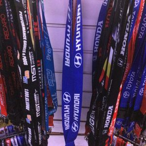 Hyundai Neck Strap Blue Lanyard Keychain for Sale in Indianapolis, IN