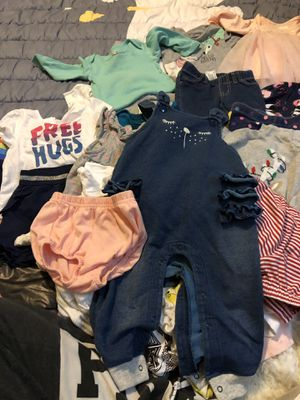 Good condition baby clothes 20+ outfits for Sale in Houston, TX