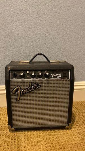 Fender small guitar amp for Sale in Carlsbad, CA