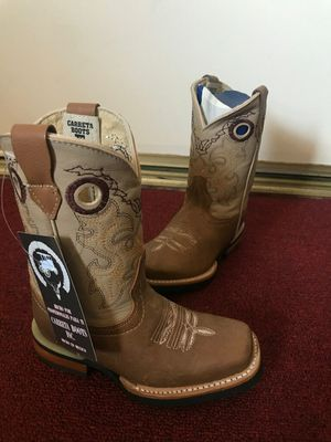 Leather CARRETA Boots for Sale in South El Monte, CA