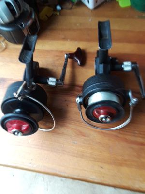 Fishing vintage spinning reels for Sale in Vancouver, WA