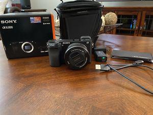 🍃🍂Sony A6300 camera 4K 🍁🍃 for Sale in Aurora, IL