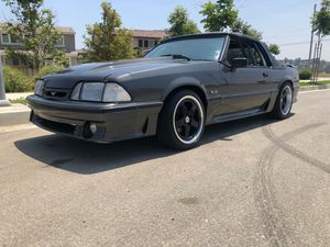 Ford Mustang Gt 5.0 1989 for Sale in Los Angeles, CA