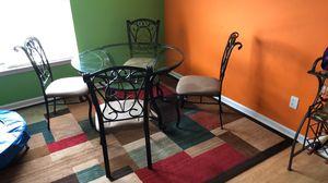 Breakfast /dining table for Sale in Fairburn, GA