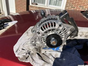 2000 Mazda protege New alternator and new air conditioning compressor for Sale in Thomasville, NC