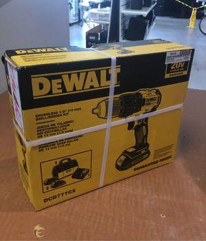 Dewalt drill for Sale in San Diego, CA
