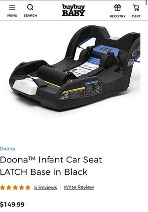 2019 Doona car seat base for Sale in Maitland, FL