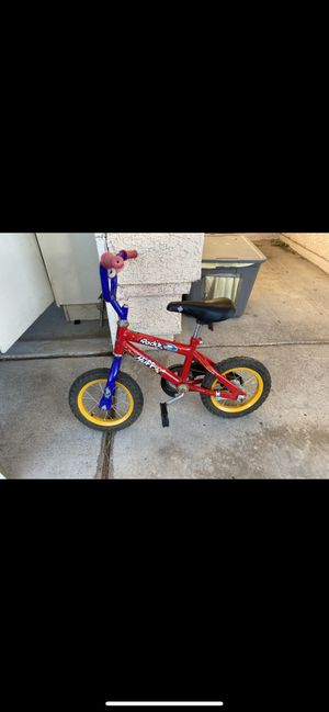 Blue and red kids bike for Sale in Las Vegas, NV