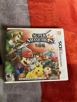 Nintendo 3Ds Games (No Console) for Sale in Los Angeles, CA