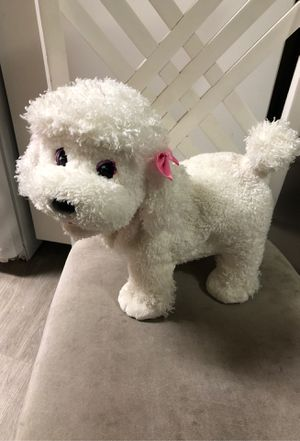 Furreal puppy pet toy dog battery operated for Sale in San Diego, CA