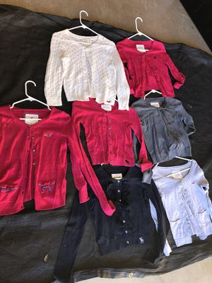 Hollister clothes for kids size S-M for Sale in Escondido, CA
