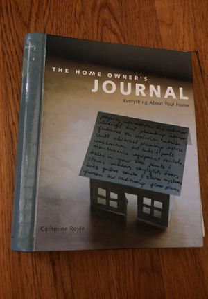 The Home Owner's Journal for Sale in Meridian, MS